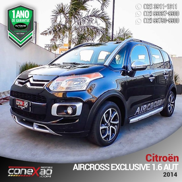 Lindo Aircross Exclusive 1.6
