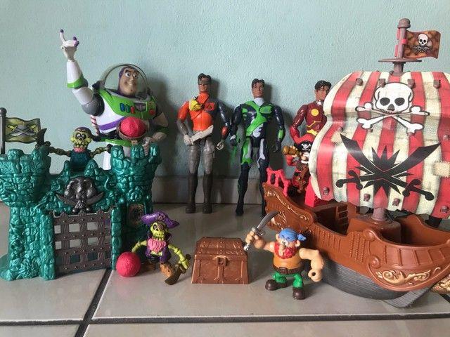 Brinquedos de meninos, completo (usados) - Foto 4