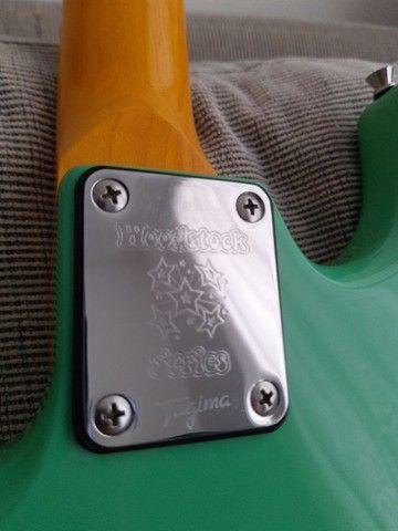 Tagima T530 Woodstock series surfgreen - Foto 5