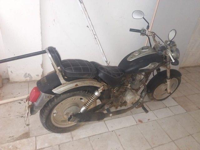 Moto Dayun 2008 , 150 , valor,: 2000.00.aceito proposta . - Foto 2