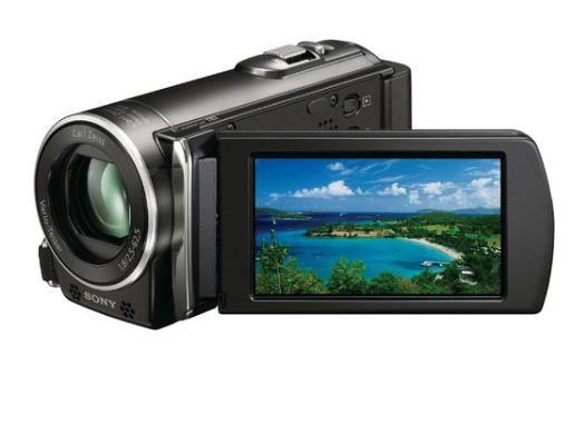 Sony HDR-CX110 HD Handycam Camcorder (Preta)