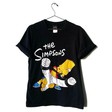 Blusa original simpsons
