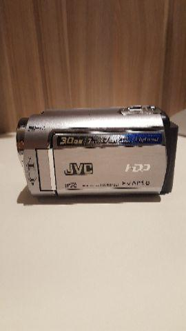 Filmadora JVC 30GB - Everio