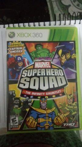 Marvel super hero squad XBOX 360