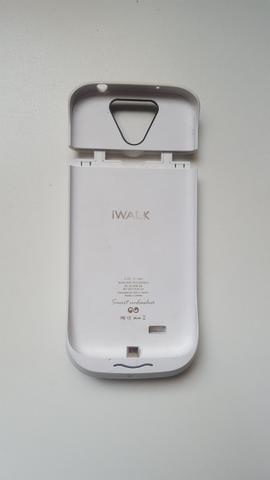 Power case iWalk Chameleon Para Galaxy S4