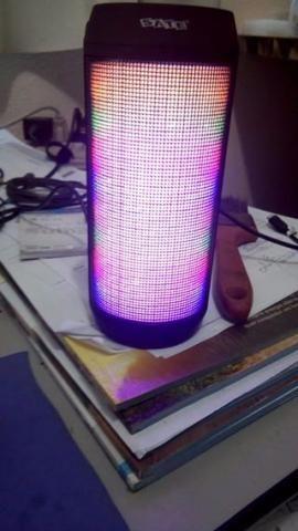 Bluetooth audio speaker sate