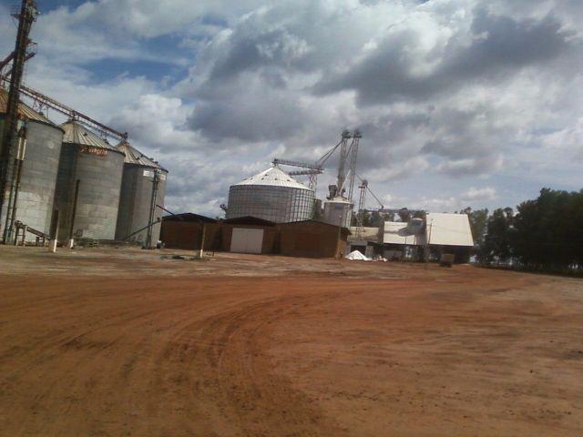 Fazenda grande para lavoura no Mato Grosso