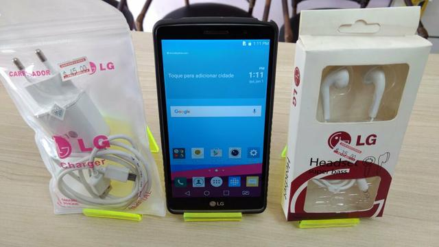 Vendo LG G4 stylus 16 gb 4g TV dual chip