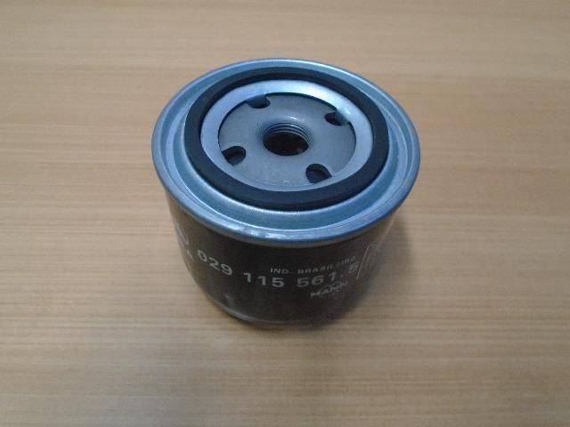 Filtro de oleo original volkswagen para gol/saveiro/logus/motor 1.0 AE - Foto 2