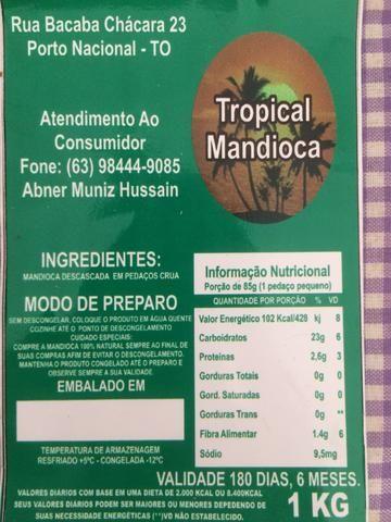 Tropical mandioca