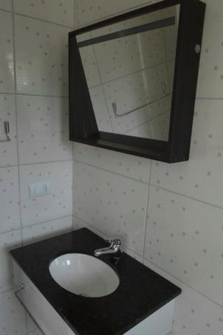 Sobrado novo de frente com 113 m2 3 quartos no Abranches - Foto 8