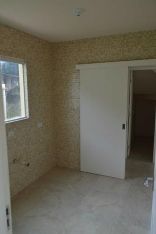 Sobrado novo de frente com 113 m2 3 quartos no Abranches - Foto 7
