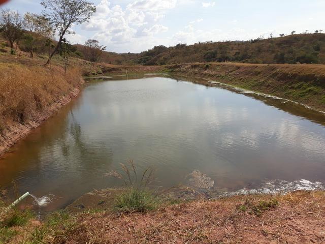 Oportunidade!! Vendo excelente fazenda em Formosa Goiás, com 168 hectares com muita água - Foto 15
