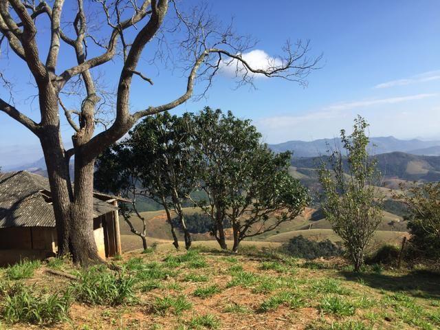 Sítio espetacular em Santa Teresa, caravaggio vista eterna para o vale - Foto 12