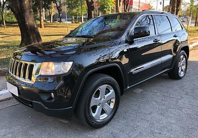 Superior Jeep Grand Cherokee Laredo   Blindada Muito Nova
