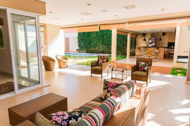 Maravilhoso sobrado para venda em Cravinhos no Condominio Acacias Village, 4 dormitorios s - Foto 6