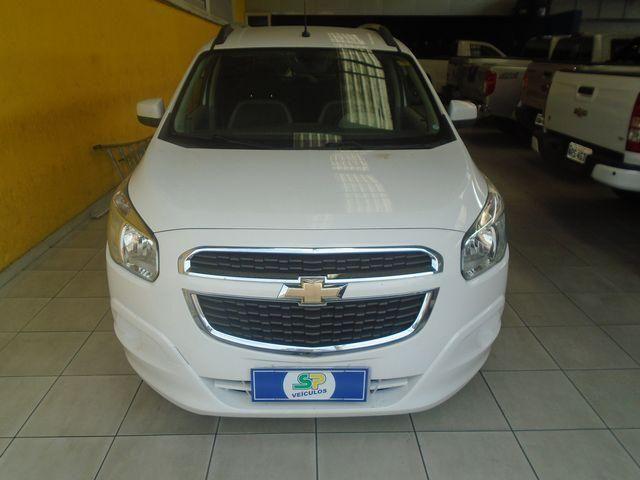 Gm Chevrolet Spin Lt 18 8v Econoflex 5p Mec 2015 528045427 Olx