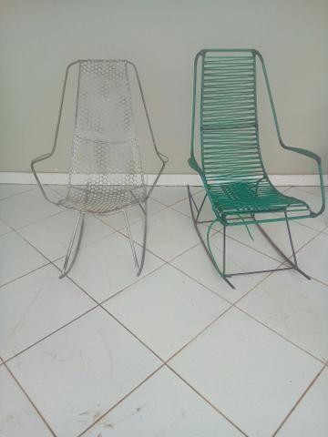 Venda cadeiras de balanço