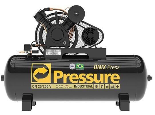 Compressor de ar 20/200 PressureÔNIX