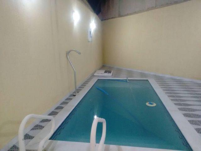 Casa em condom nio 3q 1 su te 2 salas piscina jaca for Piscina jaca
