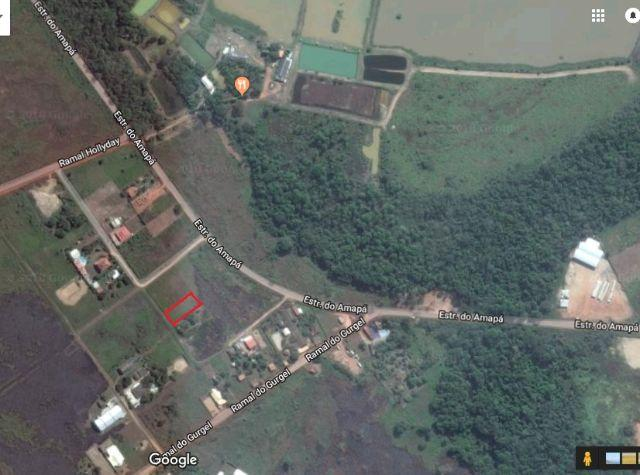 Terreno de 20X50 na Estrada do Amapá