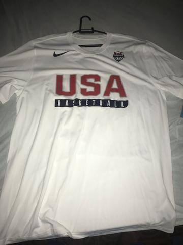f45b716dc86f0 Camisa Nba Usa seleção olímpica tamanho GG - Nike - Roupas e ...