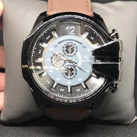 e57928608c5 Relógio masculino importado novo - Bijouterias