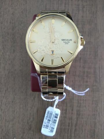ebc1c97d6e4 Vendo relógio Seculos São Jorge edição limitada - Bijouterias ...