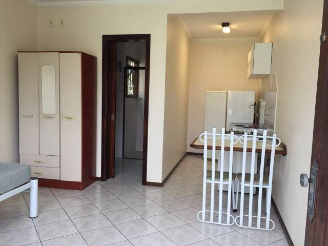 Residencial Universitário - aluguel kitnet mobiliado - bairro Petrópolis / UCS - Foto 4
