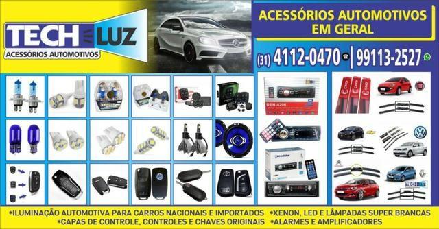 Palheta Limpador Parabrisa Especifica Citroen Peugeot Vw Hyundai Fiat Honda Toyota - Foto 13