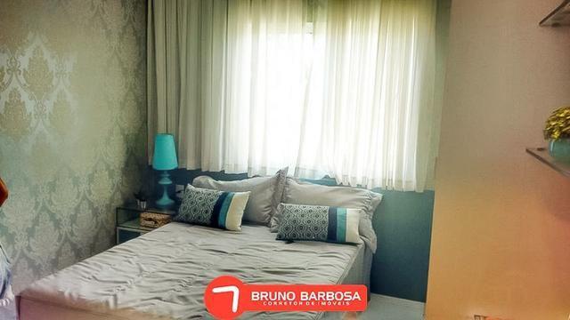 2 e 3 quartos com ótima localização e pagamento parcelado - Foto 6