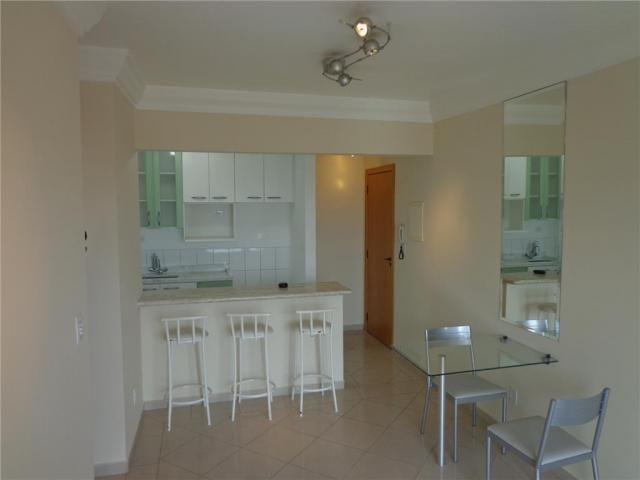 Apartamento para alugar, 42 m² por r$ 1.100,00/mês - vila adyana - são josé dos campos/sp - Foto 6