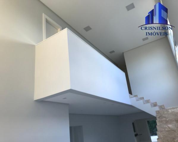 Casa à venda alphaville salvador ii, nova, r$ 2.190.000,00, piscina, espaço gourmet, área  - Foto 13