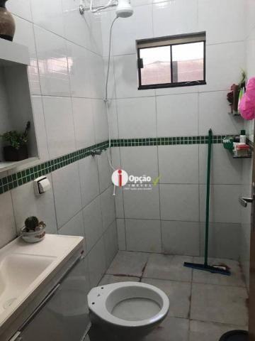 Casa com 3 dormitórios à venda, 91 m² por r$ 175.000,00 - loteamento residencial américa - - Foto 17