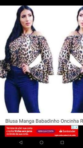 Vendo roupas feminina paso cartao - Foto 2