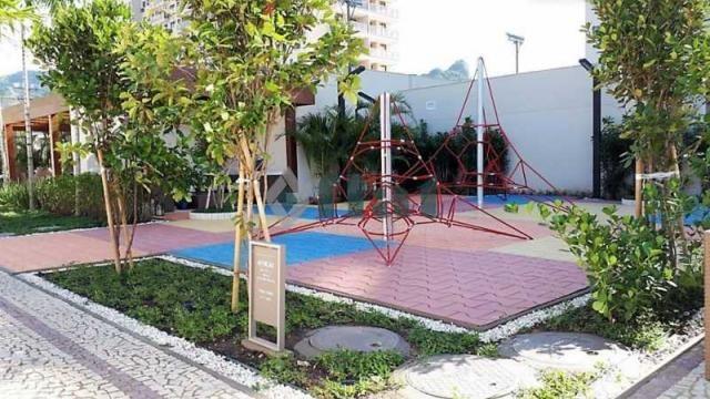 Apartamento à venda com 2 dormitórios em Barra da tijuca, Rio de janeiro cod:FLAP20096 - Foto 8