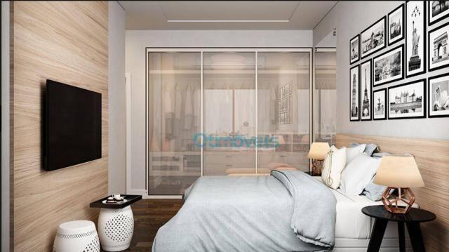 Apartamento com 3 dormitórios à venda, 108 m² por r$ 741.712 - ecoville - curitiba/pr - Foto 5