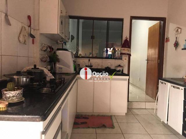 Casa com 3 dormitórios à venda, 91 m² por r$ 175.000,00 - loteamento residencial américa - - Foto 16