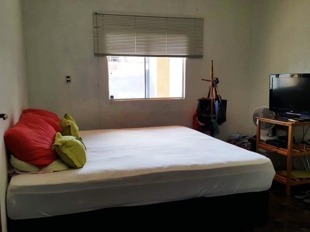 Ótima casa, toda na laje, 03 quartos! Lote de 500m² na Colônia Agrícola Samambaia - Foto 7