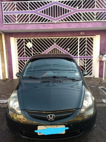 Honda Fit 2007 completo