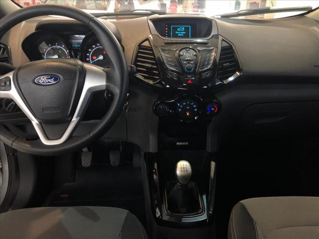 FORD ECOSPORT 1.6 FREESTYLE 16V FLEX 4P MANUAL - Foto 6