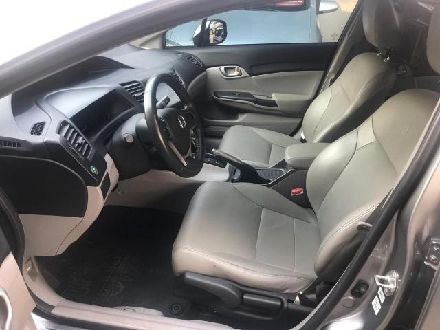 HONDA CIVIC 2014/2015 1.8 LXS 16V FLEX 4P AUTOMÁTICO - Foto 11