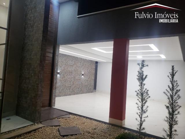 Casa exuberante de Alto Padrão com 02 suítes, 01 closet e churrasqueira - Foto 10
