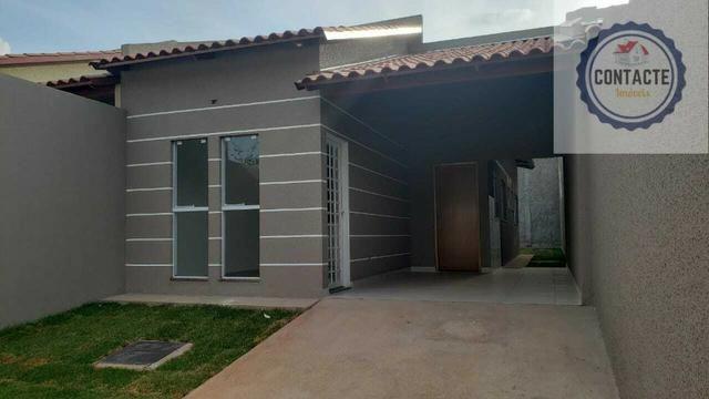 Casa de 2 quartos (sendo 1 suíte) pronta pra morar em Aparecida de Goiânia - Foto 2