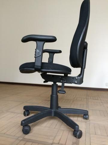 Cadeira Escritório Presidente - Foto 4