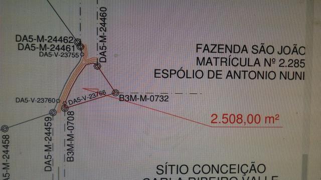 Terreno com 2.500m2 - Foto 5