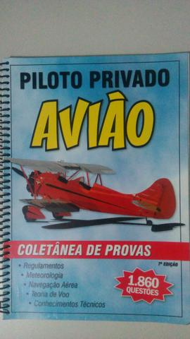 Kit Livros Piloto Privado + Computador de Voo - Foto 5