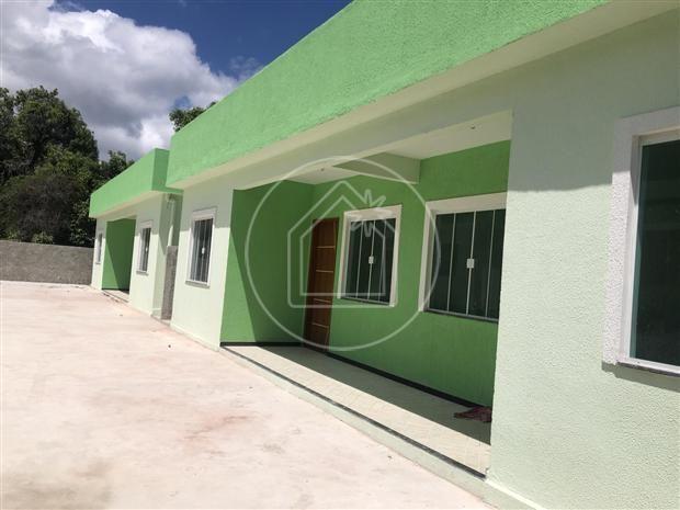 Casa de condomínio à venda com 1 dormitórios em São josé do imbassaí, Maricá cod:863638 - Foto 2