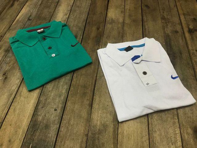 2 Camisas Polo R$ 56,00 no dinheiro  - Foto 4