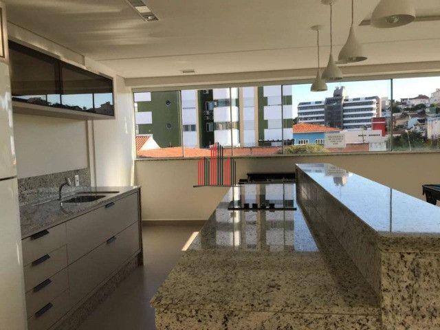 AP8043 Apartamento com 2 dormitórios, 69 m² por R$ 550.000 - Balneário - Florianópolis/SC - Foto 15